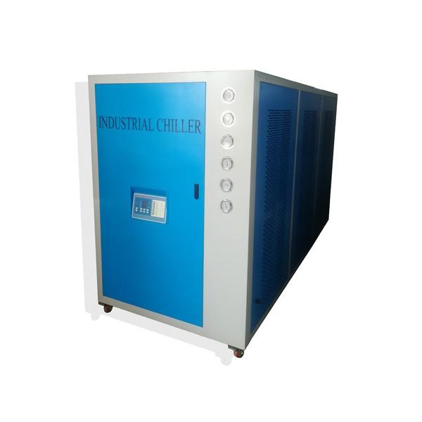 砂磨机专用冷水机丨砂磨配套用冷却设备 风冷式降温机