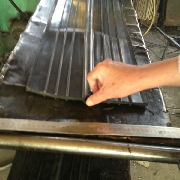 中埋式橡胶止水带 水利工程遇水膨胀止水带