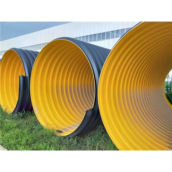 钢带波纹管 建筑工程埋地用管