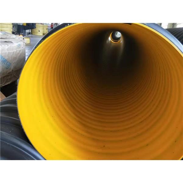 道路工程排污钢带波纹管厂家现货供应