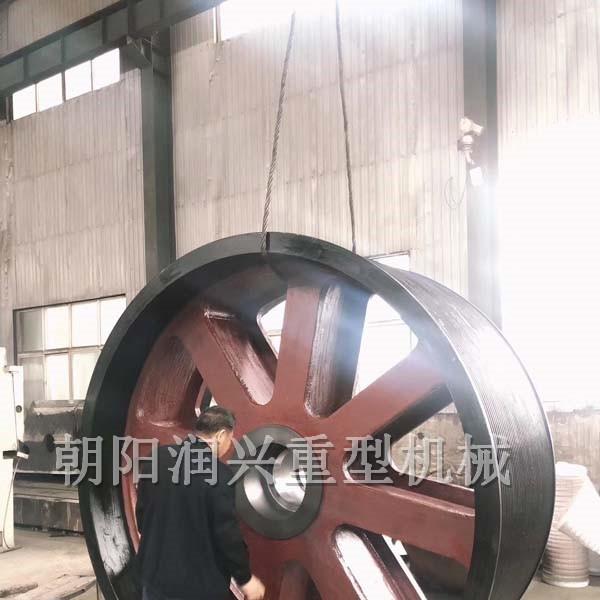 加工定做皮带轮直径2530支持非标皮带轮定制传动件