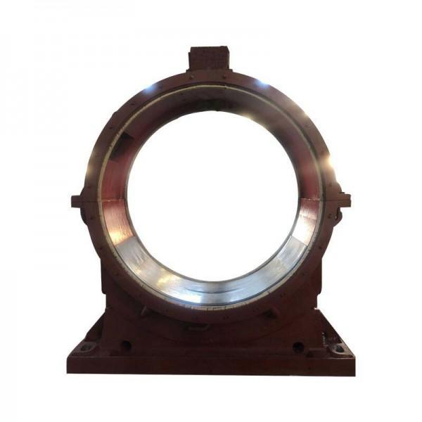 定制加工端盖式滑动轴承座