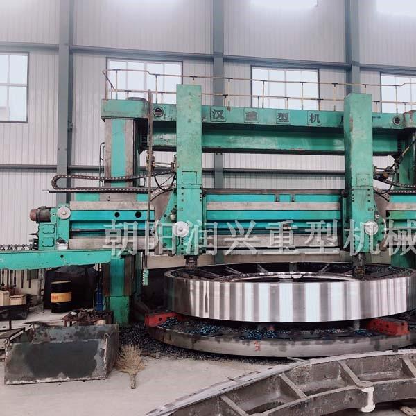 生产加工直径Φ7600mm 模数40 材质ZG42CrMo