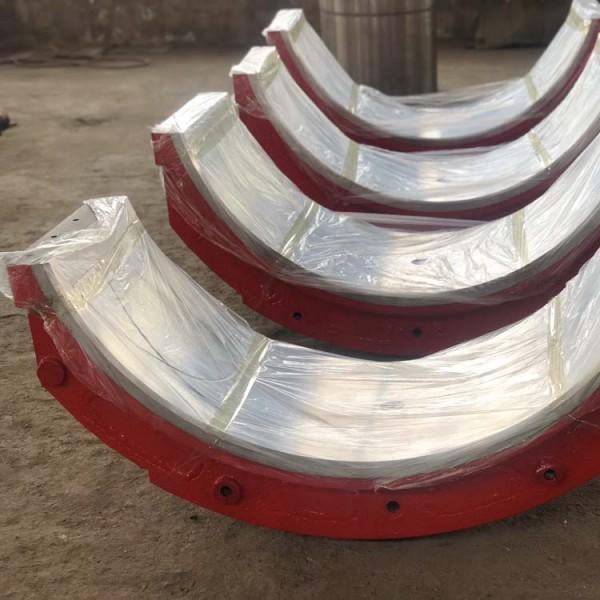 双进双出磨煤机型号 齿圈 轴瓦轴承衬 端盖中控轴
