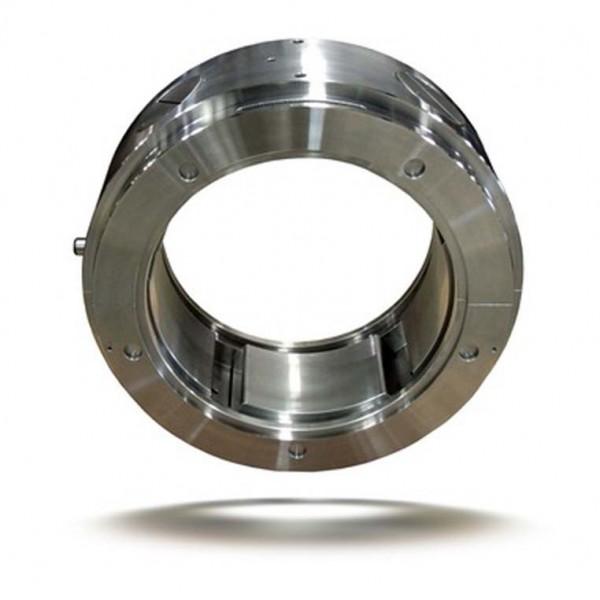 加工各类球面电机轴瓦 可定制Φ200镶块球面电机轴瓦