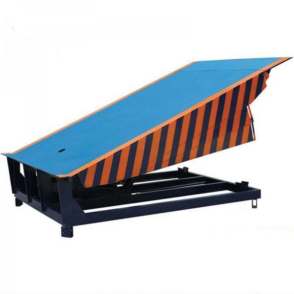 邯郸固定式登车桥液压电动升降台物流厂房装卸台