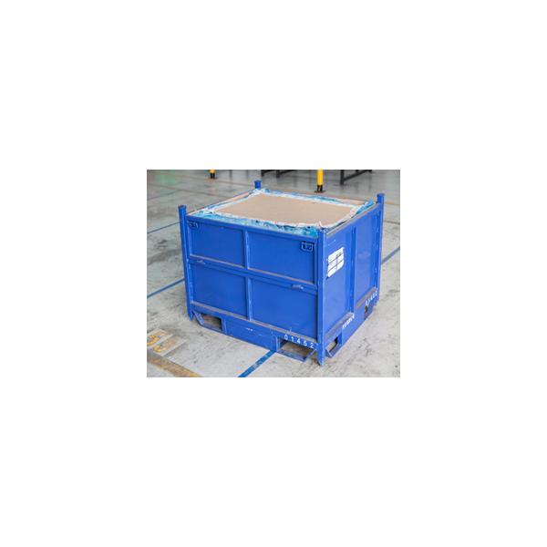 苏州金属周转箱生产厂家直销 金属箱 物流箱非标定制