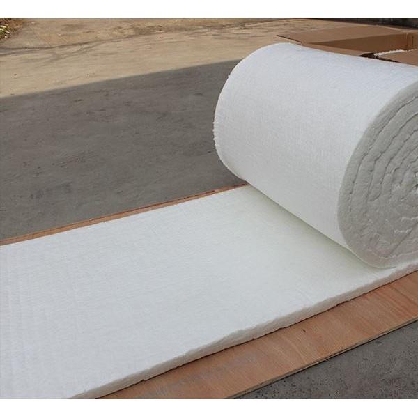 陶瓷纤维毯钢包工业窑炉保温耐火隔热