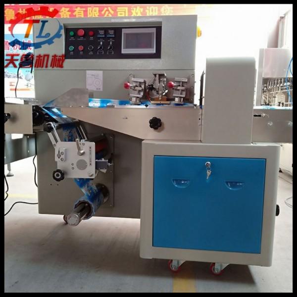 淄博仙贝包装机 橡皮泥枕式包装机 蛋黄派包装机