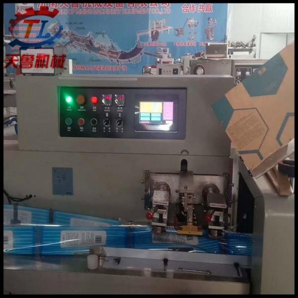 武汉250枕式包装机 卧式包装机 食品包装机