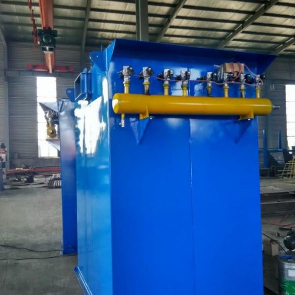 砂浆机械配套 布袋除尘器  泊头昱畅环保专业生产 质量有保证