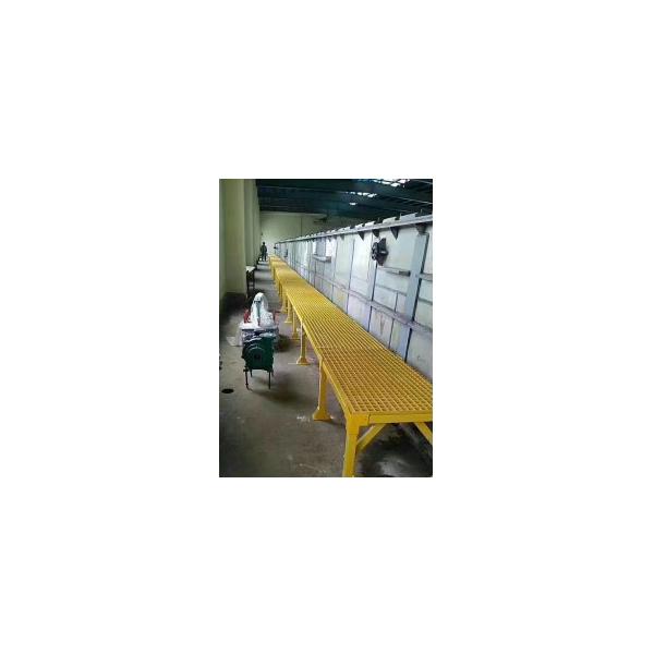 众鑫玻璃钢专业生产化工企业操作平台,海上石油平台
