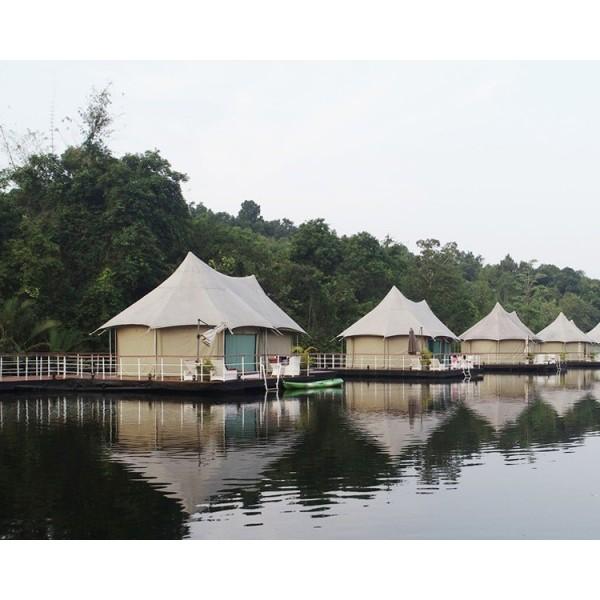 广西复式双人房套间野奢帐篷酒店