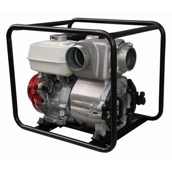 原装进口本田汽油机4寸泥浆泵WT40HX
