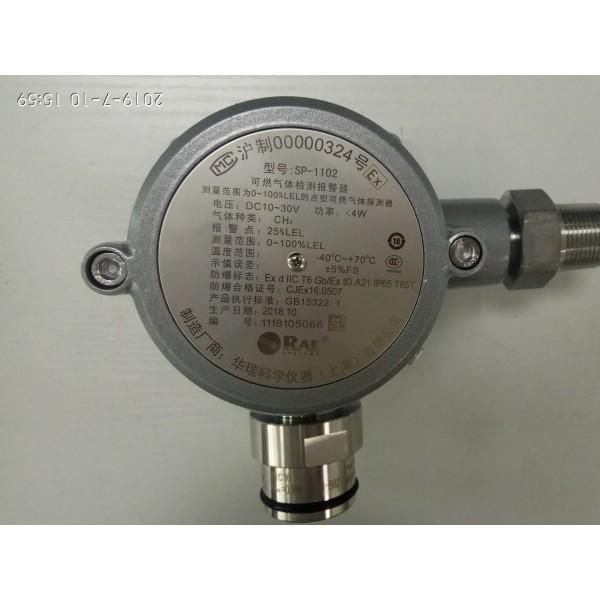 华瑞在线式SP-1104Plus气体检测仪