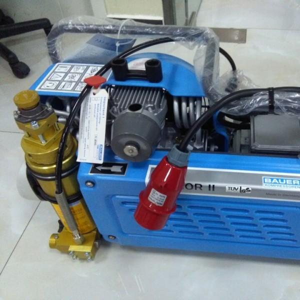 正压式消防空气呼吸器充气泵JUNIORII