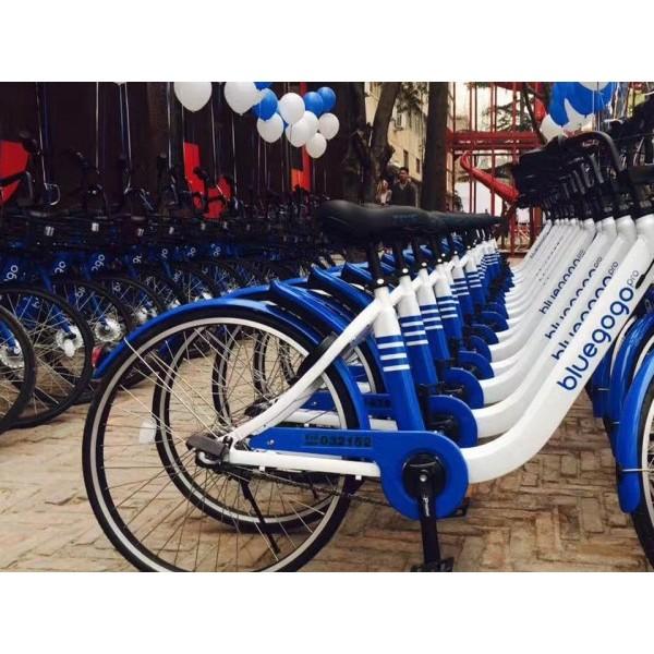 成都华城众享—共享单车公共产品新宠儿