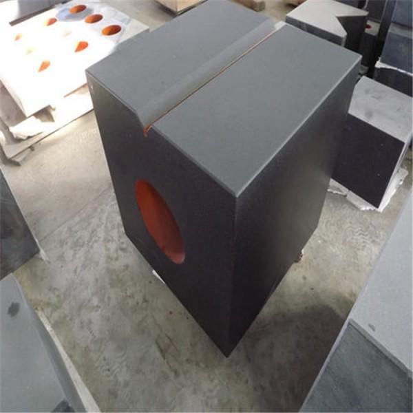 厂家生产高精度00级大理石检测方箱