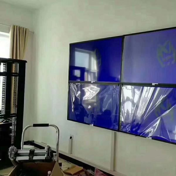 无堂区划分区域工业显示器