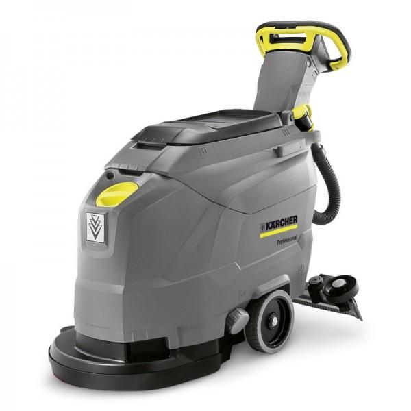 凯驰洗地吸干机,高效率清洁神器BD 43/25 C