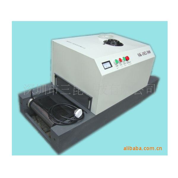 供应桌面式单组灯光固UV机