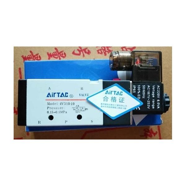 亚德客AIRTAC/五口二位电磁阀/4V310-10/08
