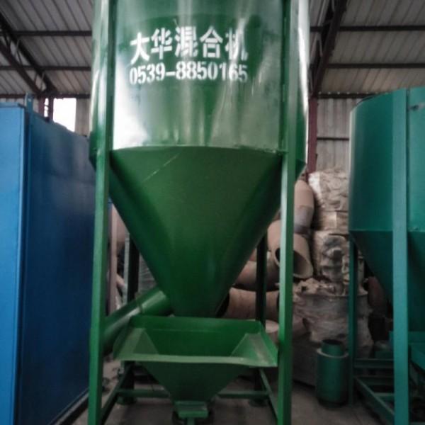 临沂金富民养殖饲料搅拌混合机效率