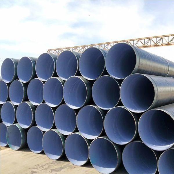 盛仕达螺旋管_长沙3PE防腐钢管价格_规格全
