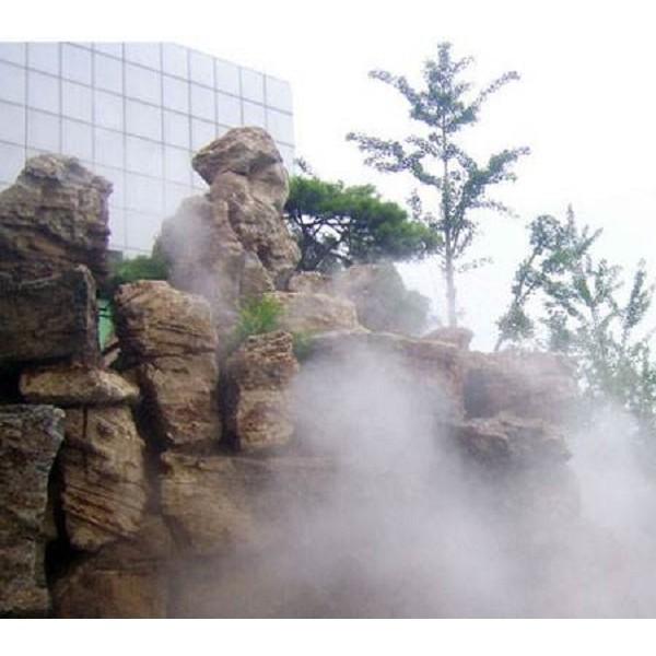 达州景观造雾_人造雾设备-人造雾喷雾降温-喷雾造景