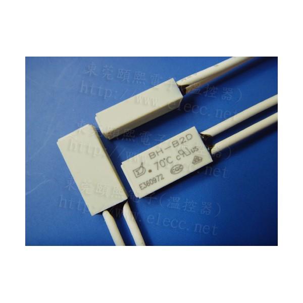 BH-B2D温控器10A温度开关,东莞热保护器,温控开关价格