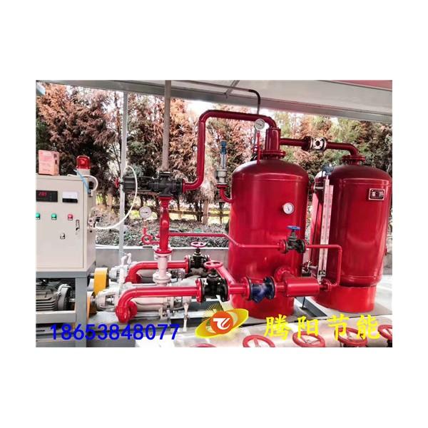 蒸汽回收机是蒸汽冷凝水回收系统的关键设备
