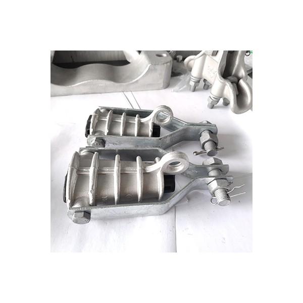 扁铁型挂板式JNE/NXJG-C铝合金楔形绝缘耐张线夹