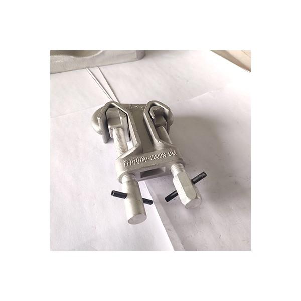 铝合金方头带电装卸线夹主线25-300支线25-150双猴头