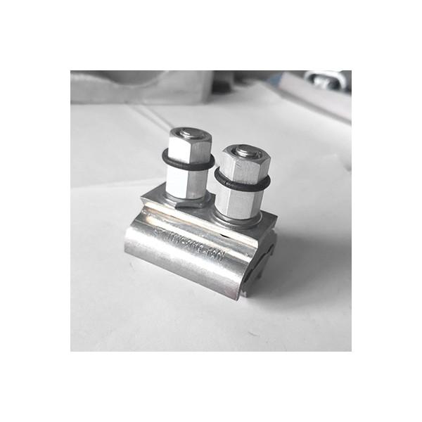 铝新款节能型力矩线夹JBY跨径并沟连接器特殊合金抗氧化性强