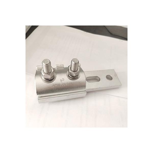 特殊合金平板节能线夹SPW-35/240设备隔离开关通用装置