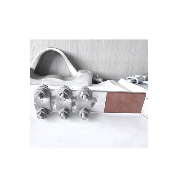 螺栓型铜铝过渡设备线夹SLG隔离开关用复合焊国标85型