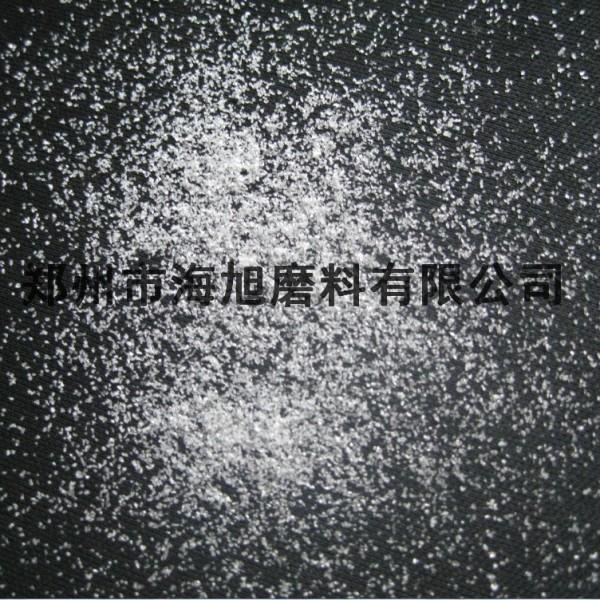 手机金属壳喷砂处理用白刚玉150#180#