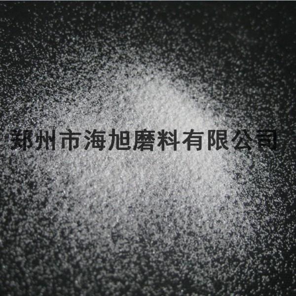 铂金熔融坩埚生产用白刚玉金刚砂80#