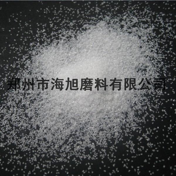 耐火承烧板衬料生产用白刚玉砂24#36#46#60#80#