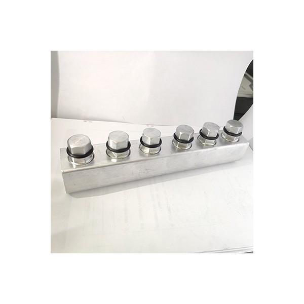 螺栓型力矩紧锁连接装置E锁紧通用接续管力矩接管