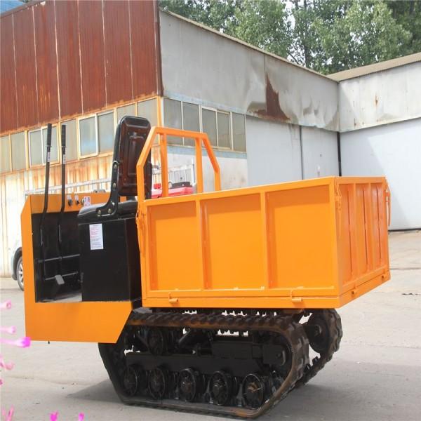 厂家直供履带车多功能履带式拖拉机1.5T座驾履带车