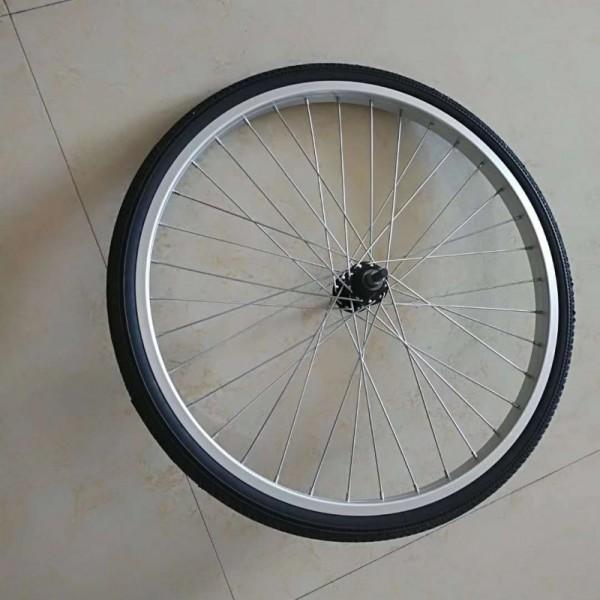 向尚环保 24寸公共自行车免充气轮胎 共享单车供应商