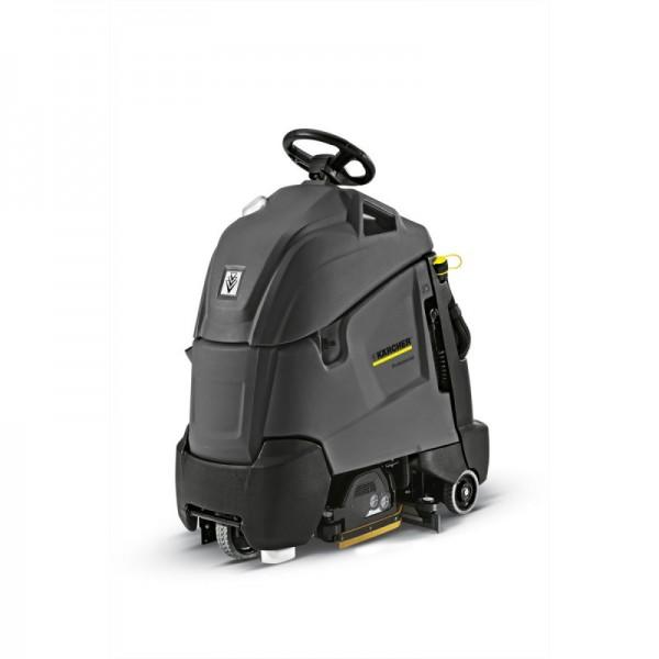 德国凯驰自走式洗地吸干机B55/40RS超高清洁效率节能环保
