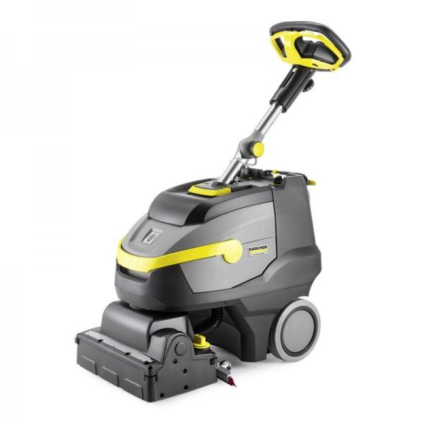 德国凯驰洗地机BR35/12C 方便小巧清洁效率高可倒行清洁