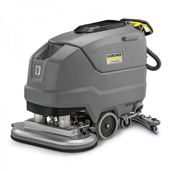 德国凯驰洗地吸干机BD 80/100w超高性能超强清洁效率