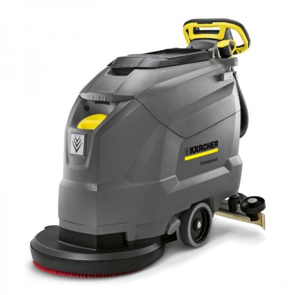 德国凯驰紧凑型洗地吸干机BD 50/60 C 操作性强效率高