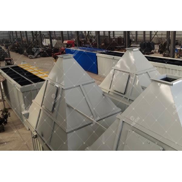 布袋脉冲除尘设备 净蓝环保 质量可靠 选中基环保