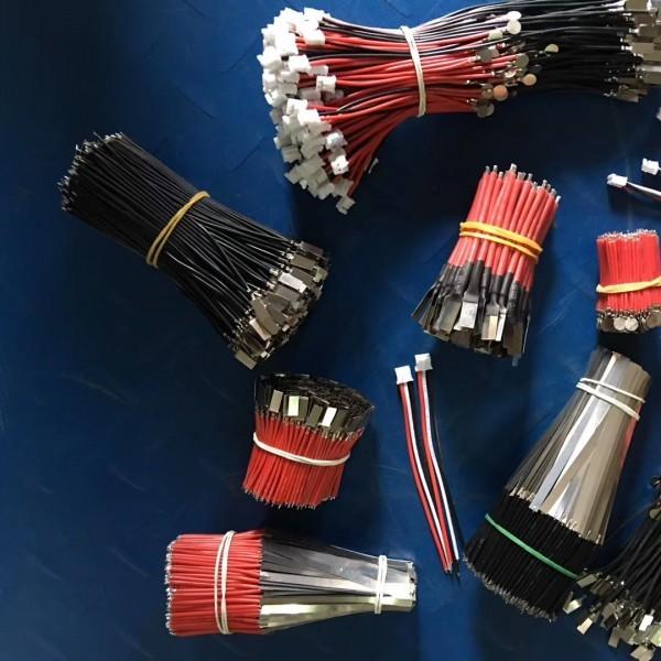 镍片电池连接片18650电池镍片镀镍钢带电池五金片