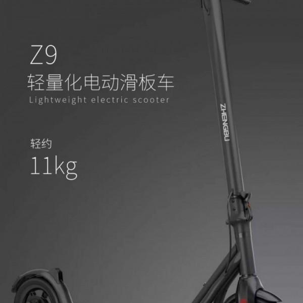 车Z9电动滑板车折叠电瓶迷你小型女士超轻便携上班代驾车
