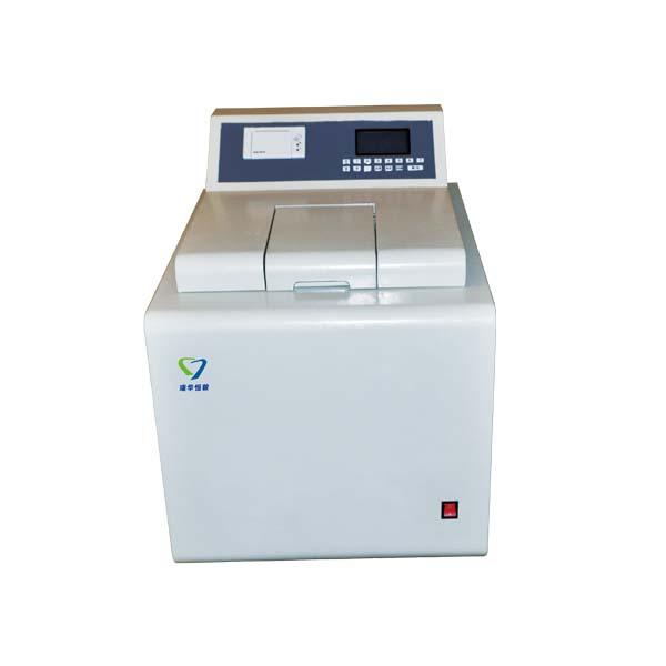 测量竹粉颗粒热卡仪,化验竹粉压块热值仪